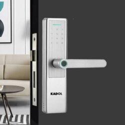 Ổ khóa vân tay Kadol S5 màu bạc